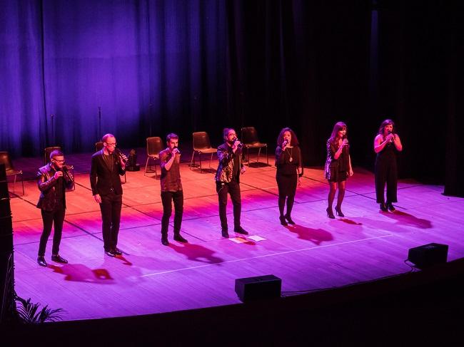 concerto The Swingle Singers
