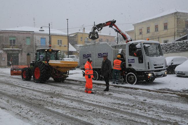Pescara, maltempo: stadio chiuso, aggiornamenti del 26 febbraio