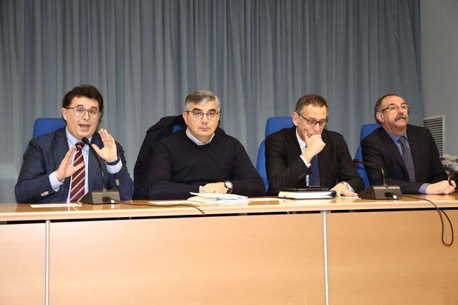 sindaco e Blasioli su alloggi e nuova caserma dei Carabinieri