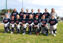 Atoms' Softball Club Chieti ospite le Challengers di Berlino