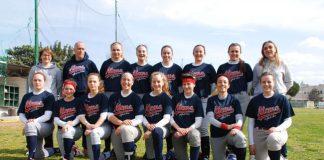 Atoms' Softball Club Chieti ospite le Challengers di Berlino