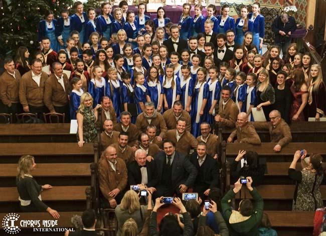 Cori d'Abruzzo-Chorus Inside