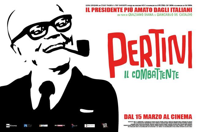 Pertini - Il combattente: il film documento a Teramo e Colonnella