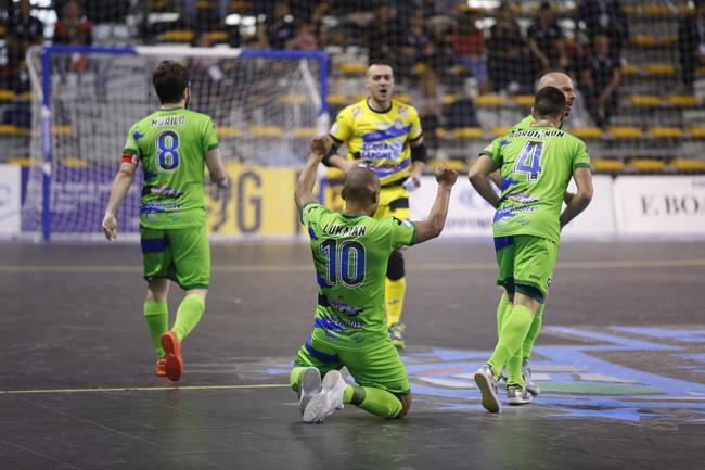 C5, l'AcquaeSapone supera il Napoli e conquista la finale