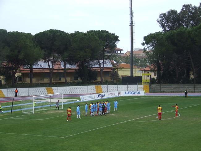 Serie D, Francavilla - Pineto 1-1: cronaca, commenti, tabellino