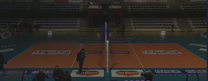 Volley, rinviata la gara tra Sigma Aversa e Sieco Service