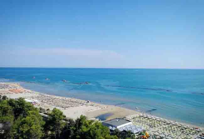 spiaggia Montesilvano