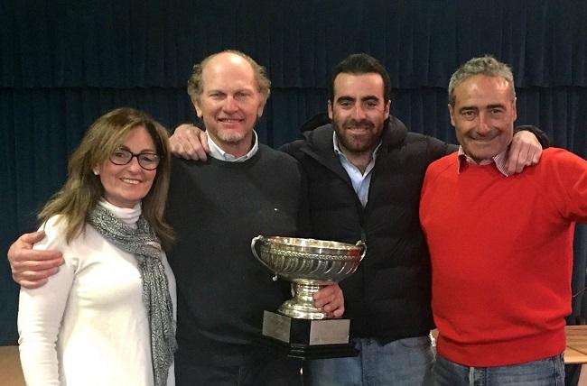 Roccaraso, Trofeo Italo Kühne: vince il team SAI Napoli
