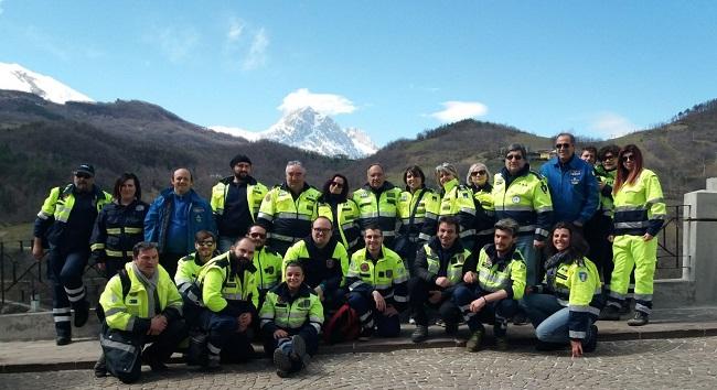 Giulianova, a marzo formazione continua dei volontari della Protezione Civile