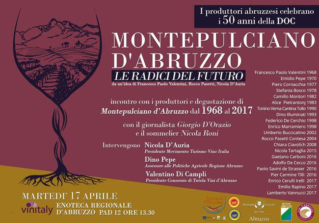 50 anni di storia di Montepulciano d'Abruzzo