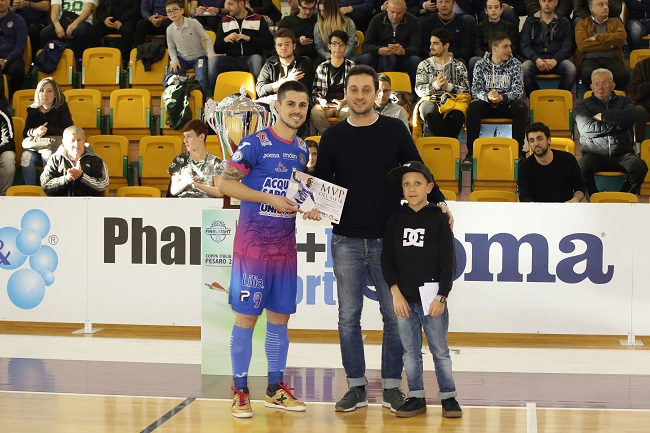 AcquaeSapone Unigross - IC Futsal partita
