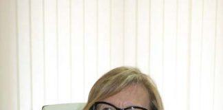 Il sindaco Sirena Rapattoni