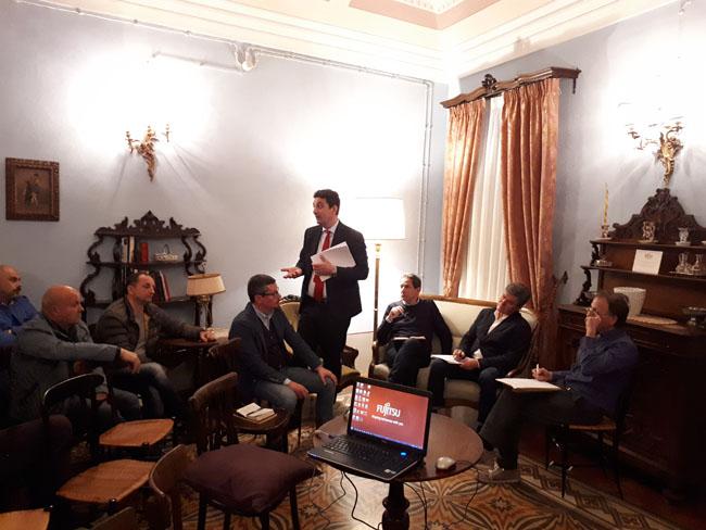Presentazione del Piano di Recupero del Patrimonio Urbanistico Edilizio di Montesilvano Colle