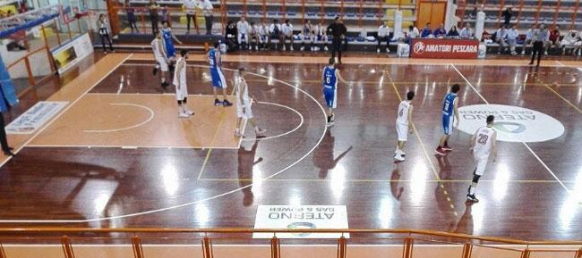 Amatori basket Fabriano