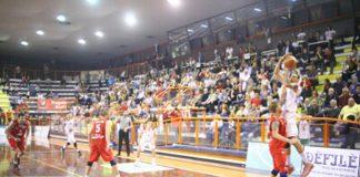 Amatori Valmontone 81-82 prima gara playoff