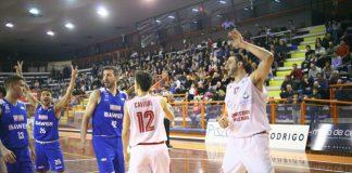 Amatori sfida Valmontone, domani gara1 playoff in casa