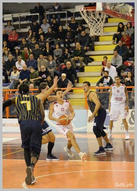 Basket, l'Amatori a Senigallia
