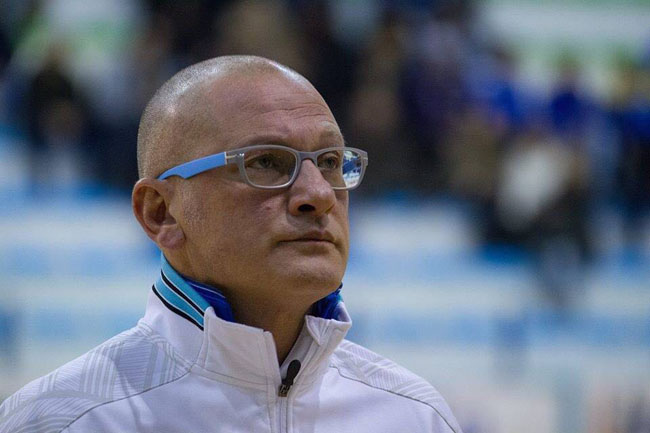 Antonio Ricci nuovo allenatore Tombesi C5