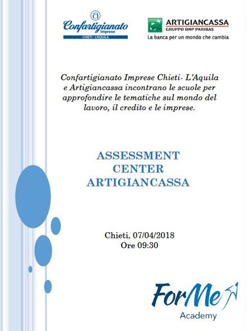 assessement center artigiancasa