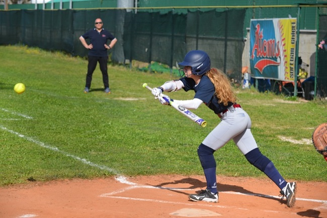 Softball, buon esordio per il Chieti in Coppa Italia