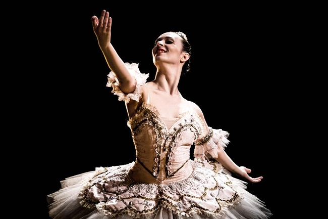 Serata romantica, il grande balletto classico a Teramo e Gessopalena
