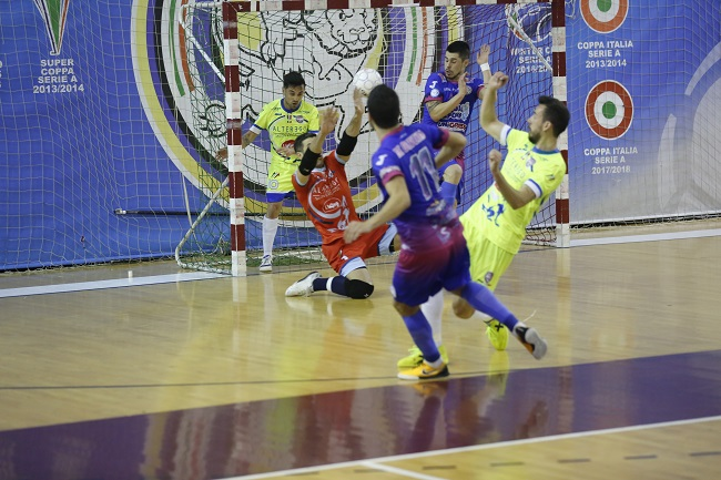 AcquaeSapone sconfitto 2-1, Luparense in Final Four