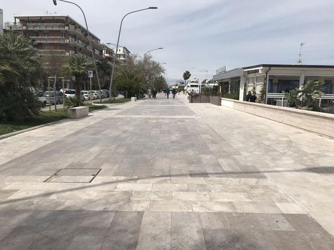 completamento tratto riviera Pescara