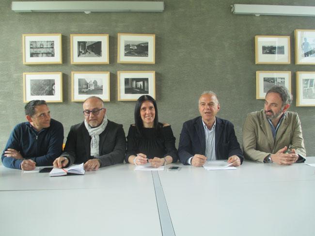 conferenza stampa ordine degli architetti