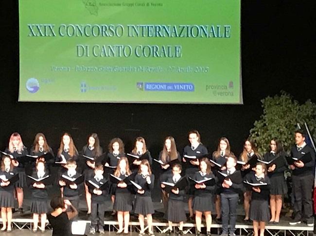 coro di voci bianche Nisea