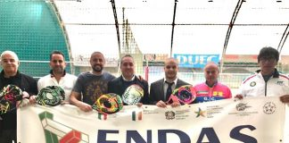 endas beach tennis a Chieti