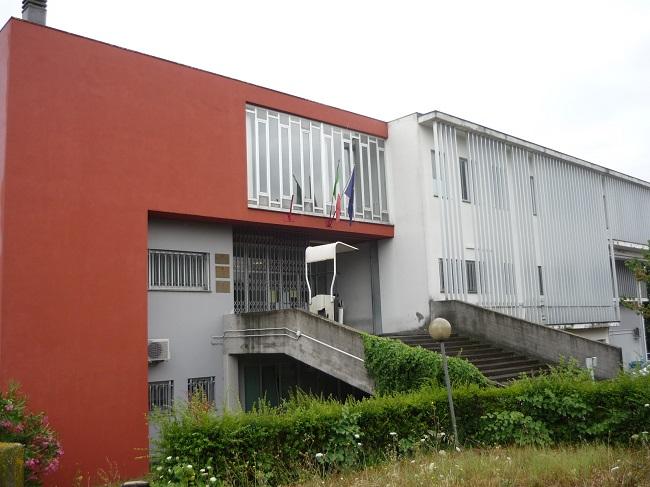ex palazzo di giustizia Giulianova