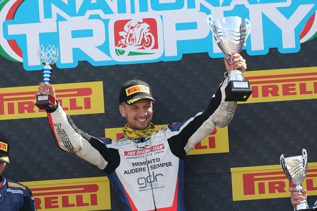 vittoria Federico D'Annunzio Misano