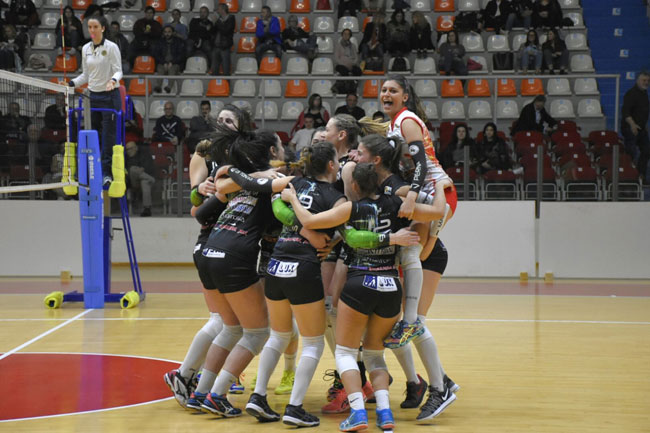 Volley, alla CO.GE.D. il derby contro la Virtus Orsogna