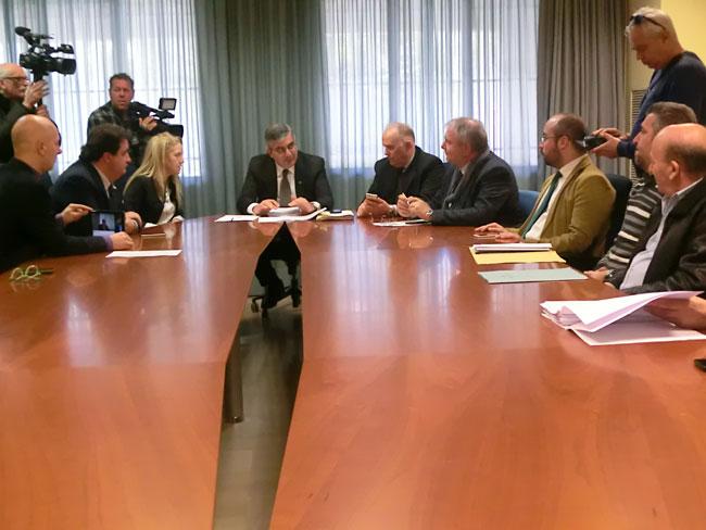 firma convenzioni masterplan