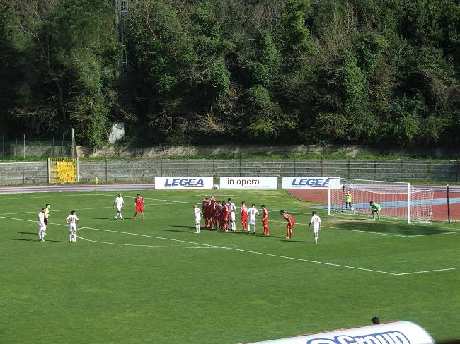 Serie D, Francavilla - Jesina 1-0: decisivo Palumbo