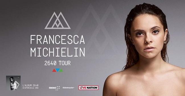 Francesca Michielin Pescara concerto 19 luglio