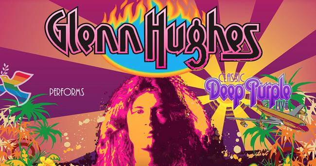 Gleen Hughes concerto Pescara estate 2018
