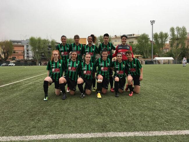 Chieti femminile: sconfitta per 4-2 contro il Grifone Gialloverde