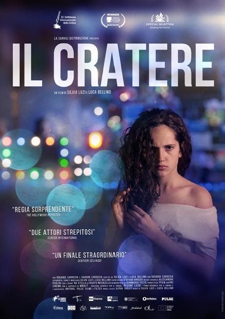 il cratere film 26 aprile 2018 al Cinema Massimo Pescara