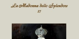 Madonna dello Splendore annuario 2018
