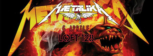 Metallica tribute by Maetalika Live 6 aprile 2018
