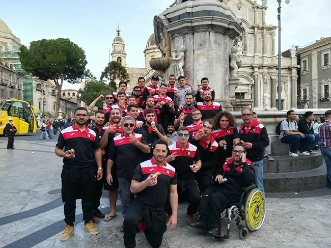 Paganica rugby Catania