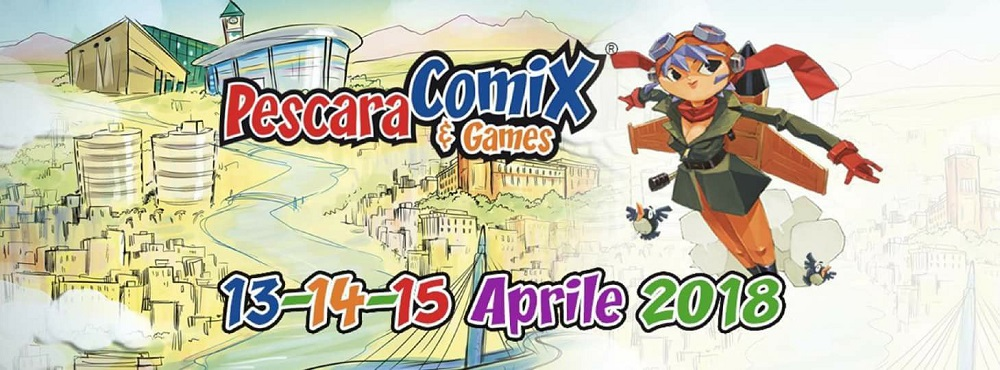 pescara comix and games 2018