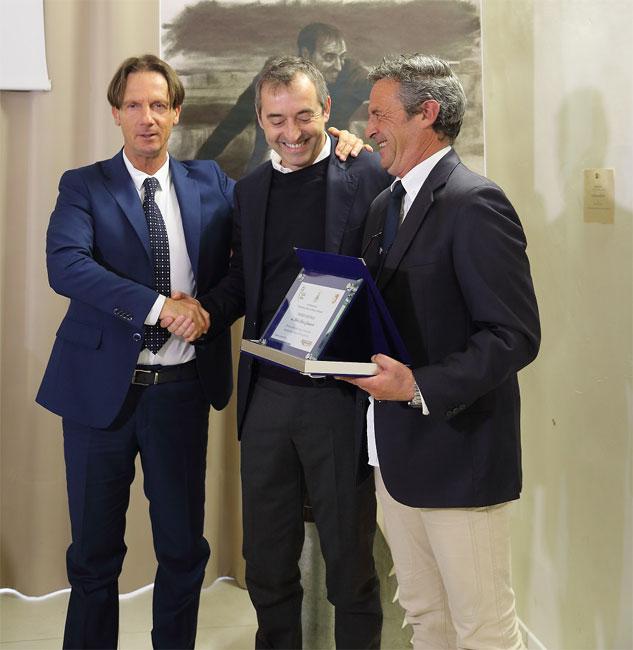 Marco Giampaolo premio fair play Giulianova