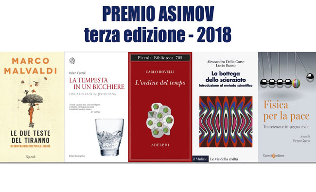 premio asimov 2018