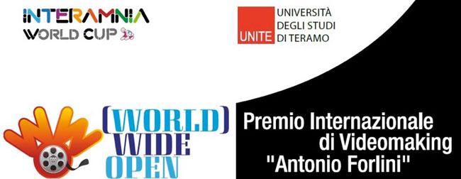 prima edizione Premio Internazionale di Videomaking World Wide Open
