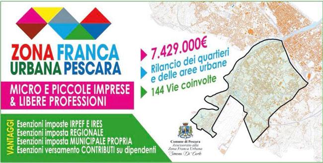 presentazione ZFU Pescara