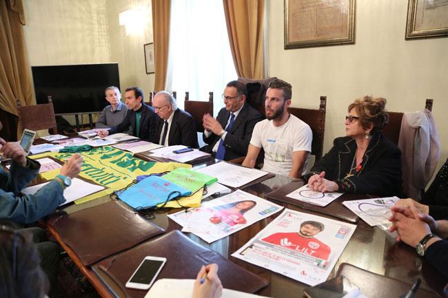 presentazione Vivicitta 2018 Pescara