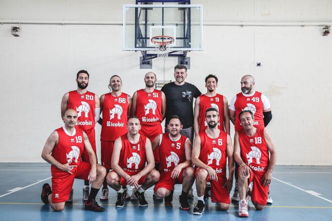 Spartans Chieti Scalo basket