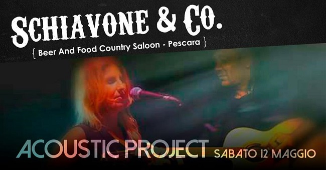 acoustic project 12 maggio